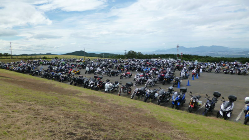 ヤマハMotorcycle Day 2019