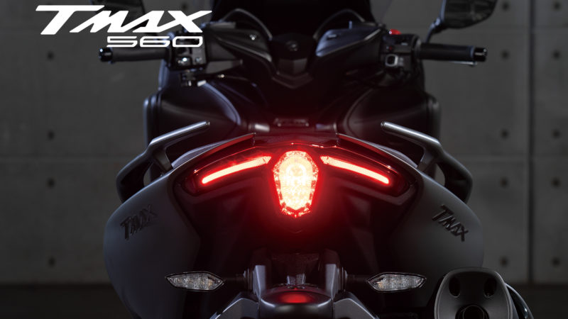 「TMAX560 TECH MAX ABS」2021年モデルを発売