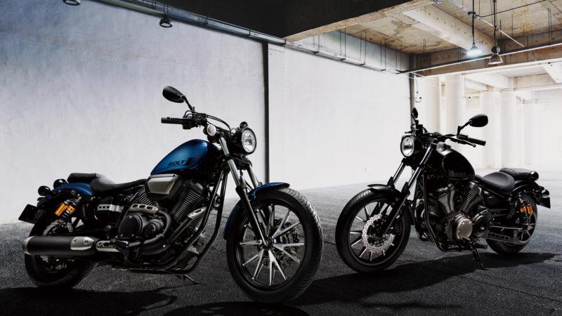 クルーザーモデル「BOLT Rスペック ABS」 2021年モデルを発売