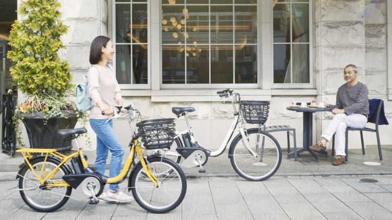電動アシスト自転車「PAS SION-U」をフルモデルチェンジ