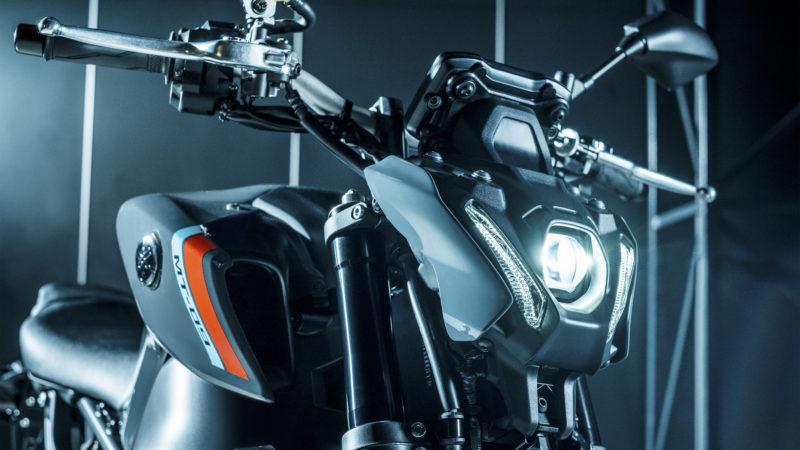フルモデルチェンジしたロードスポーツ「MT-09 ABS」発売